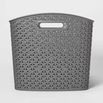 Y-Weave XL Curved Decorative Storage Basket - Room Essentials™