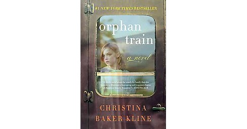 Orphan Train (Reprint) (Hardcover) (Christina Baker Kline) - image 1 of 1