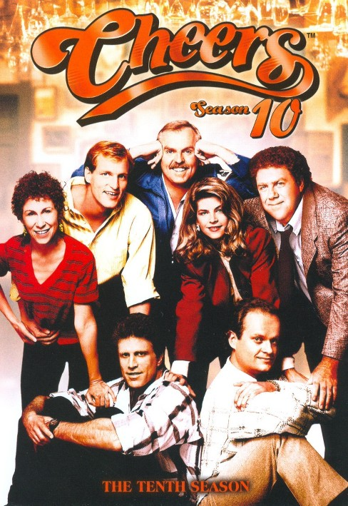 Cheers:Complete tenth season (DVD) - image 1 of 1