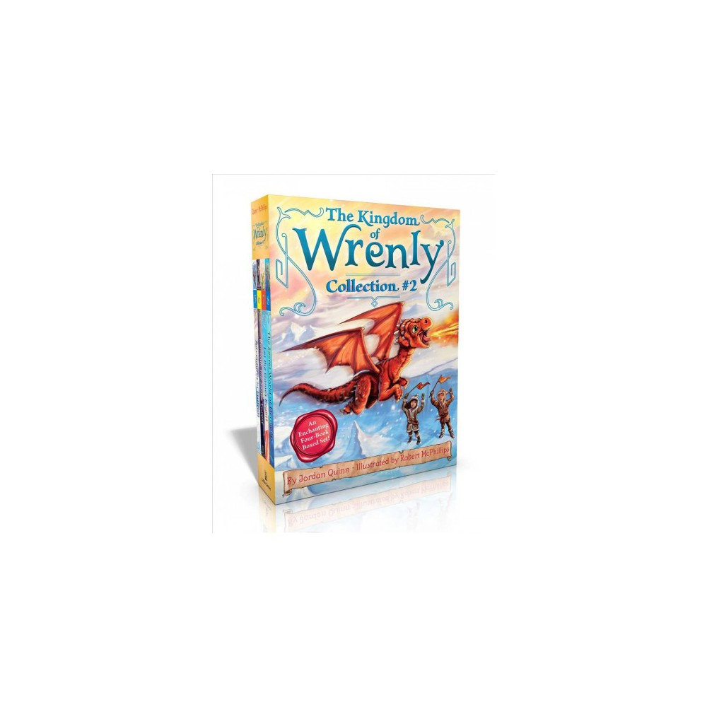 Kingdom of Wrenly Collection : Adventures in Flatfrost / Beneath the Stone Forest / Let the Games Begin!