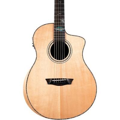 Washburn Bella Tono Allure SC56S Studio Acoustic-Electric Guitar Gloss Natural