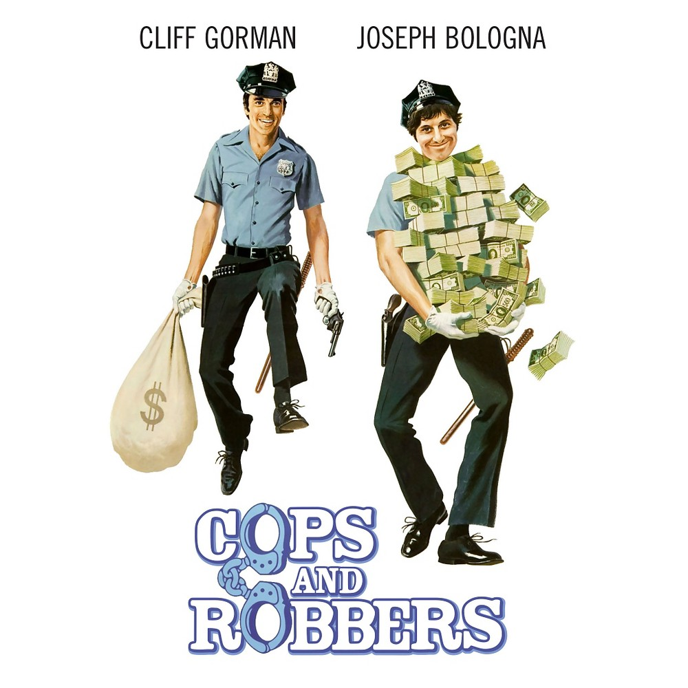 Cops And Robbers (Dvd), Movies