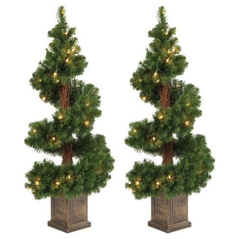 about this item - Potted Artificial Christmas Trees