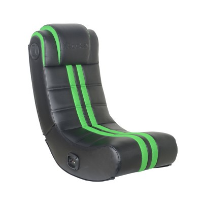 SE+ 2.0 Bluetooth Foldable Rocking Video Gaming Chair with Speakers - X Rocker