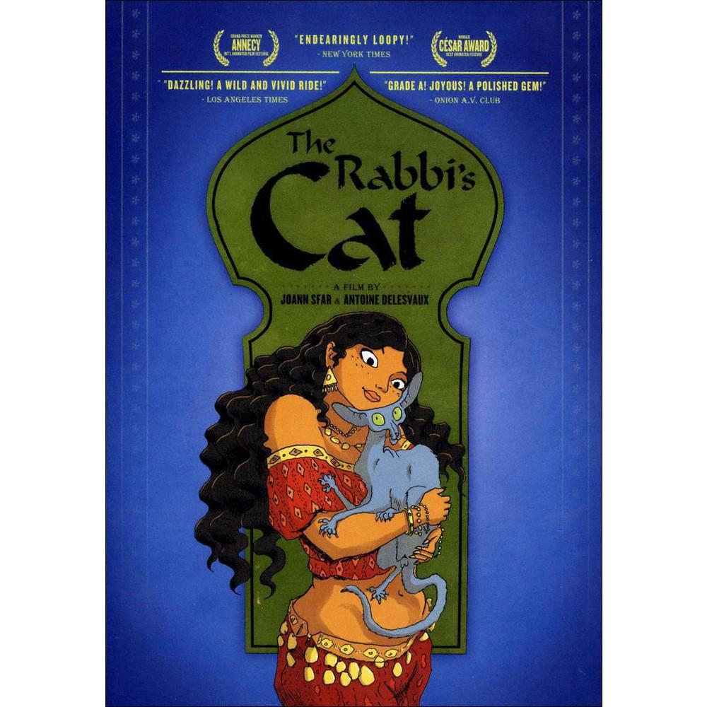 Rabbi's Cat (Dvd), Movies