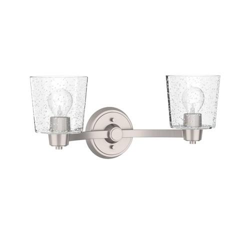 """Park Harbor PHVL3002 Windsor Gate 2 Light 20"""" Wide Bathroom Vanity Light - image 1 of 1"""