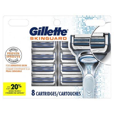 Razor Blades: Gillette SkinGuard