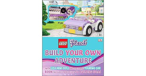 Lego Friends (Hardcover) - image 1 of 1