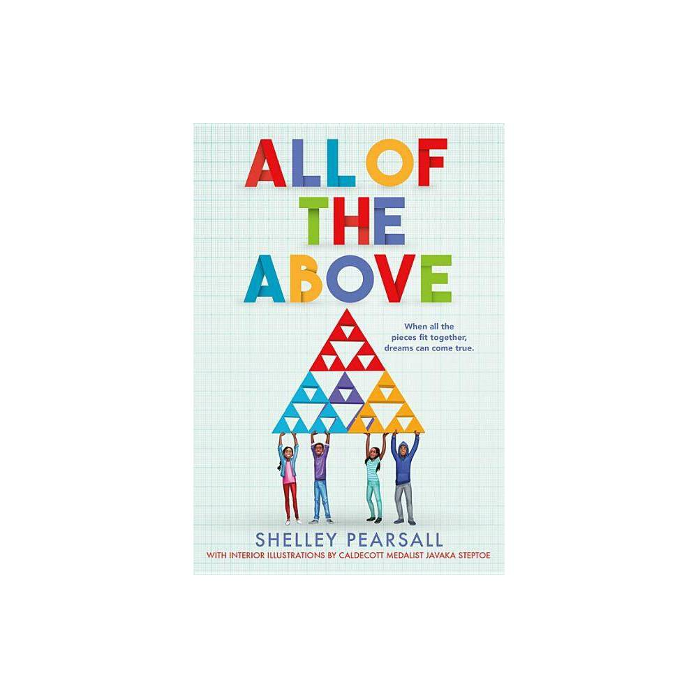 All Of The Above By Shelley Pearsall Paperback