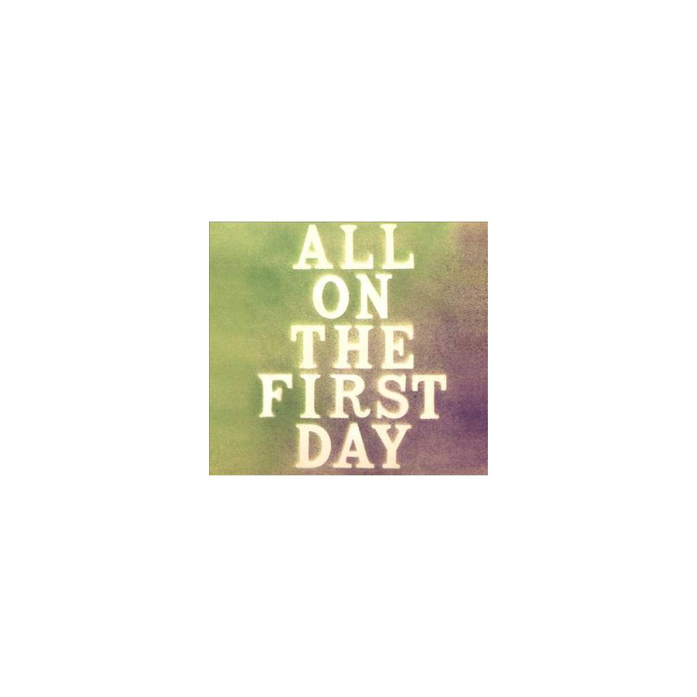 Caro & John Tony - All On The First Day (CD)