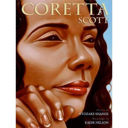 Coretta Scott - by  Ntozake Shange (Hardcover) - image 1 of 1