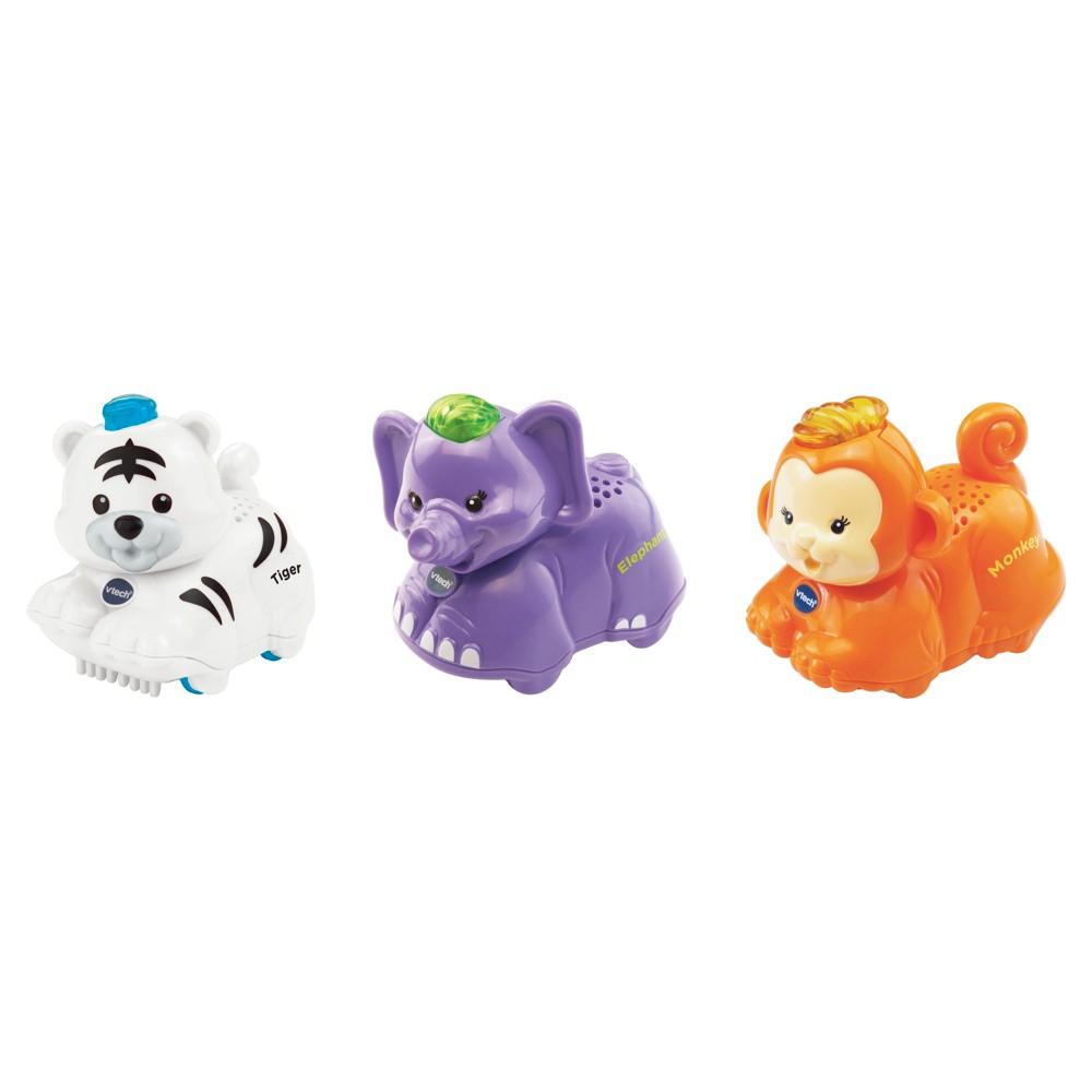 VTech Go! Go! Smart Animals 3 pack, Multi-Colored