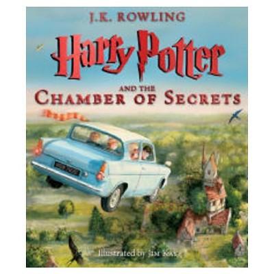 Chamber Of Secrets Book