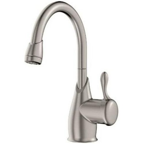 InSinkErator F-H1400 Melea Water Instant Hot Water Dispenser Faucet for Single Hole Installation - image 1 of 1