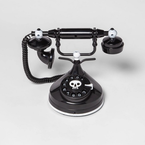 Halloween Animated Decorative Spooky Victorian Telephone - Hyde & EEK! Boutique™ - image 1 of 2