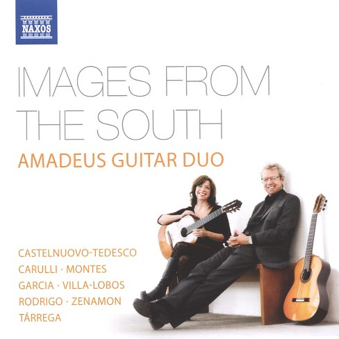 Amadeus guitar duo - Images from the south (CD) - image 1 of 1