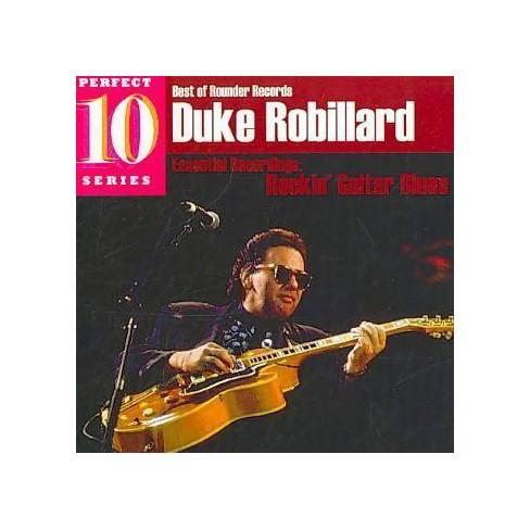 Duke Robillard - Essential Recordings: Rockin' Guitar Blues (CD) - image 1 of 1