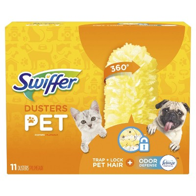 Swiffer Yellow Pet Dusters - 11ct