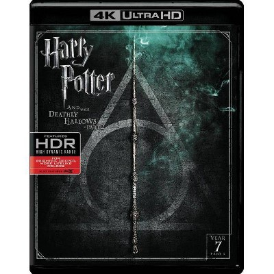 Harry Potter and the Deathly Hallows Pt.2 (4K/UHD)