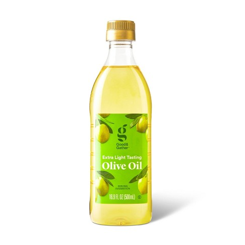 Extra Light Tasting Olive Oil - 16.9oz - Good & Gather™ - image 1 of 2
