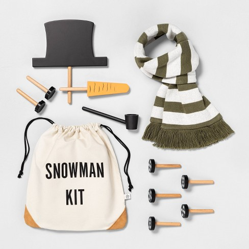 Build a Snowman Kit - Hearth & Hand™ with Magnolia - image 1 of 3