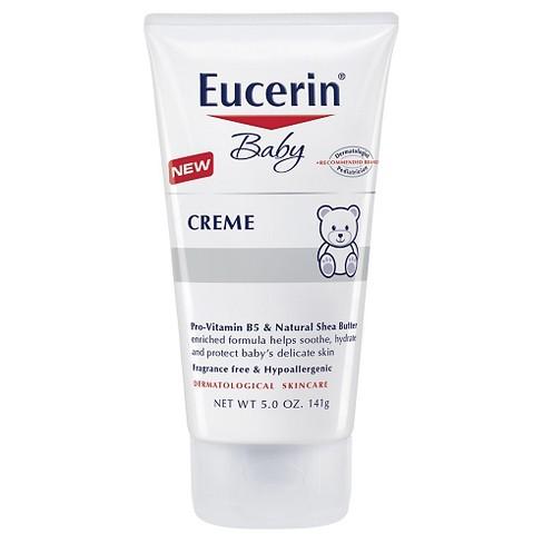Eucerin Unscented Baby Crème - 5oz - image 1 of 4