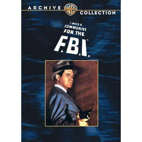I Was A Communist For The F.B.I. (DVD) - image 1 of 1