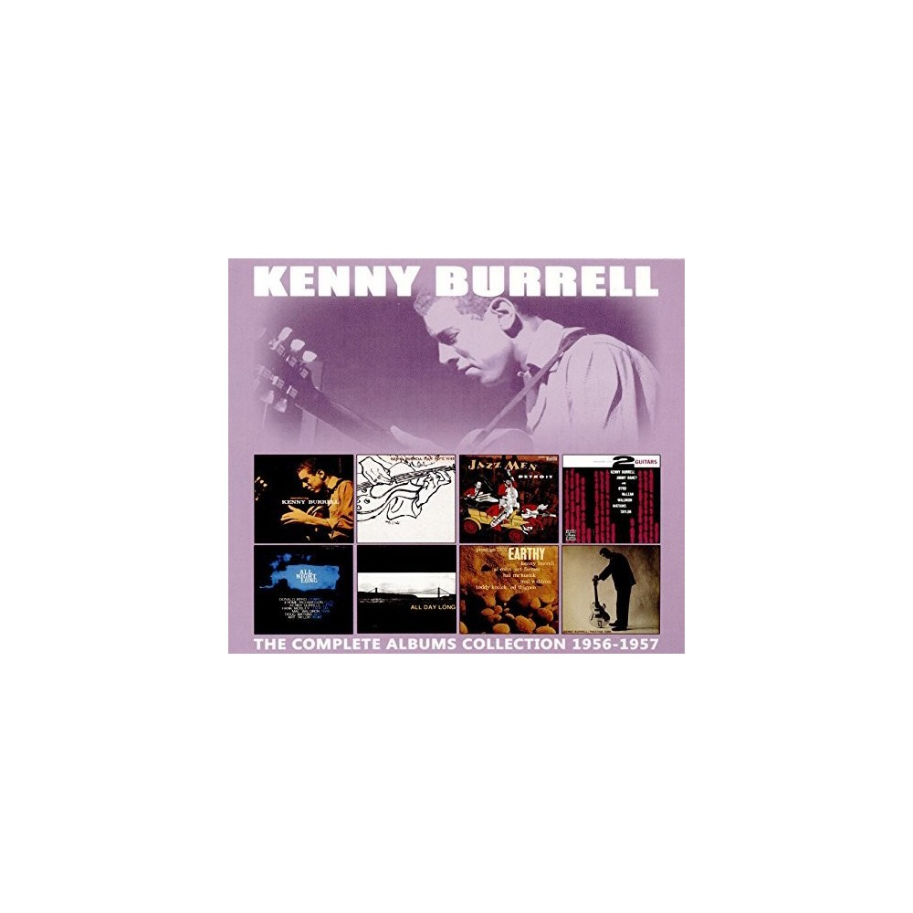 Kenny Burrell - Complete Albums Collection:56-57 (CD)