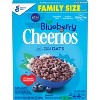 Blueberry Cheerios XL Breakfast Cereal - 19.5oz - General Mills - image 2 of 3