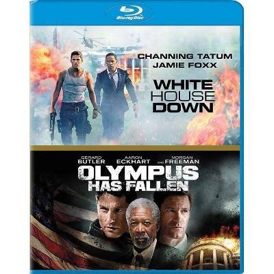 Olympus Has Fallen/White House Down (Blu-ray)(2017)