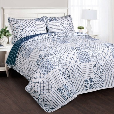 Monique Quilt Set - Lush Décor