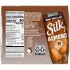 Silk Dark Chocolate Almond Milk 6 Pack - image 3 of 4