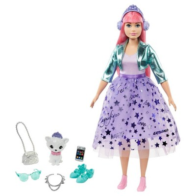 Barbie Princess Adventure Deluxe Princess Daisy Doll