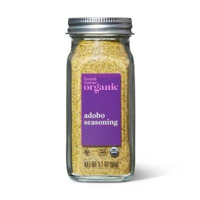 Organic Adobo Seasoning - 3.2oz - Good & Gather™