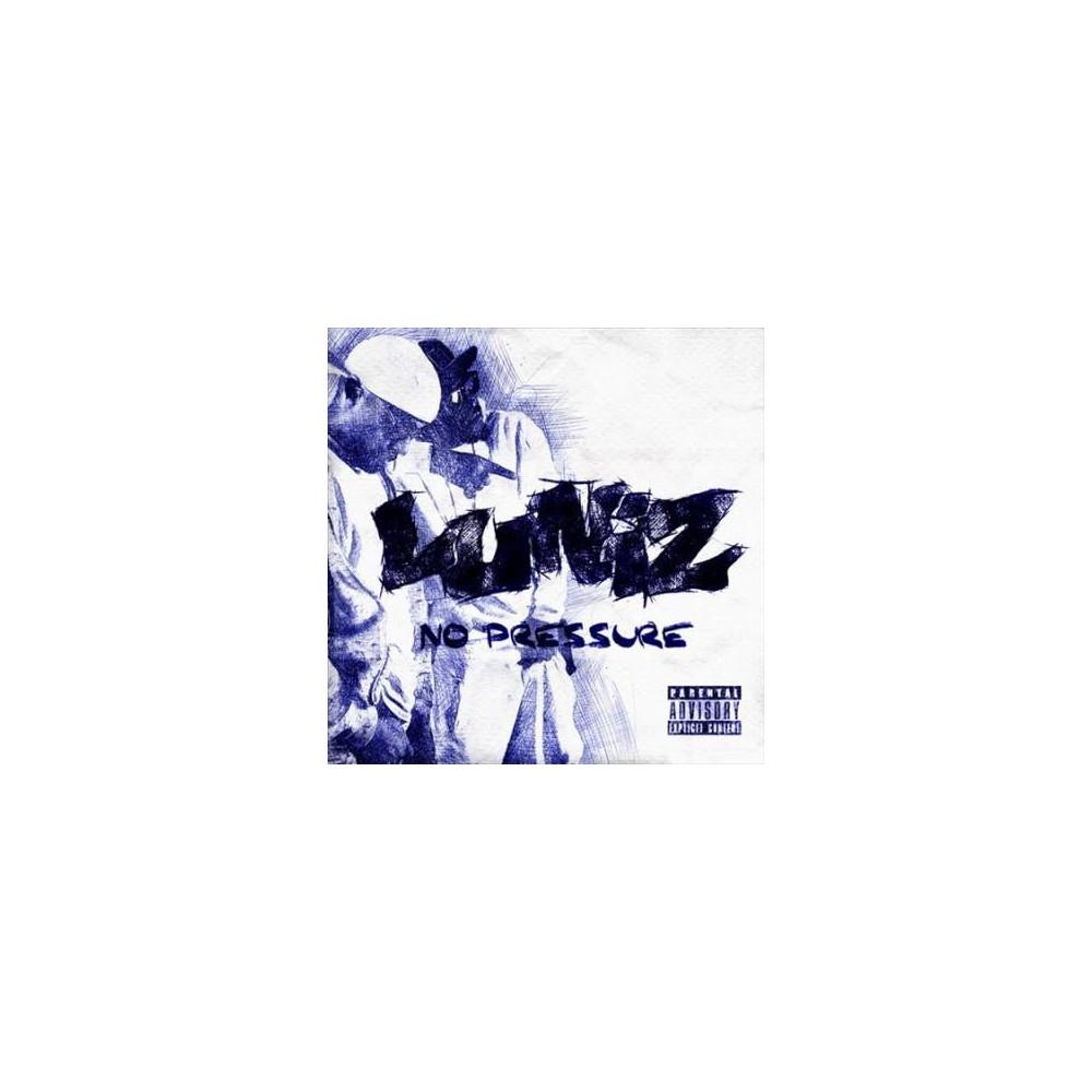 Luniz - No Pressure (CD), Pop Music