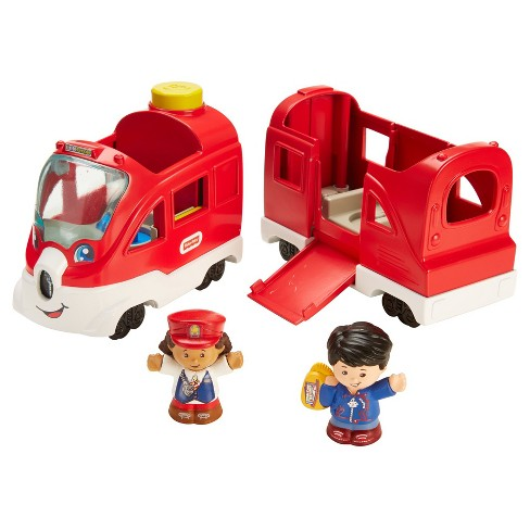 Fisher-Price Little People Friendly Passengers Train - image 1 of 9