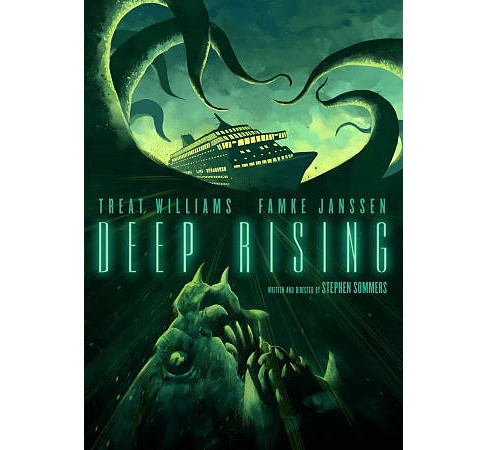 Deep Rising (20th Anniversary Se) (DVD) - image 1 of 1