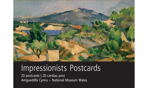 Impressionists Postcards -  (Impressionists Card Packs) (Stationery) - image 1 of 1