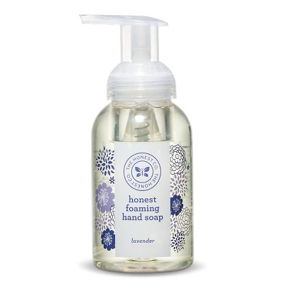 Honest Company Lavender Foaming Hand Soap - 8.5oz