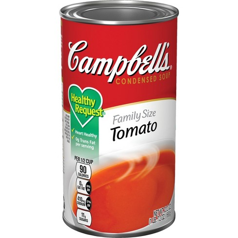 Campbell's® Condensed Family Size Healthy Request Tomato Soup 23.2 oz - image 1 of 5
