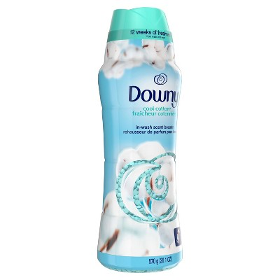 Downy Cool Cotton In-Wash Scent Booster Beads - 20.1oz