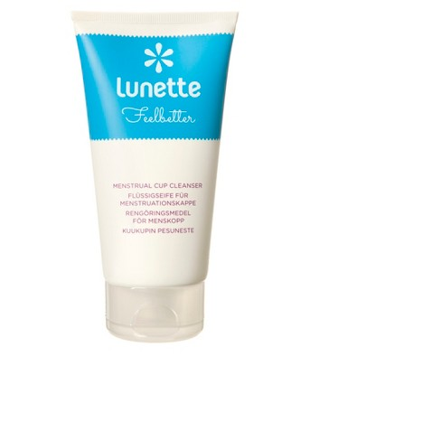 Lunette Feel Better Menstrual Cup Cleanser - image 1 of 1