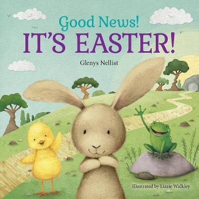 Good News! It's Easter! - (Our Daily Bread for Kids Presents) by  Glenys Nellist (Board Book)
