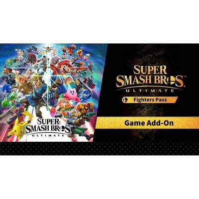 Super Smash Bros. Ultimate + Fighter Pass Bundle - Nintendo Switch (DIgital)