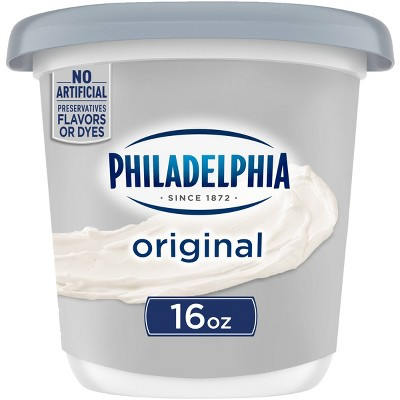 Philadelphia Original Cream Cheese - 16oz
