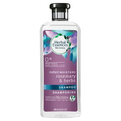 Shampoo & Conditioner: Herbal Essences Bio:Renew Rosemary & Herbs