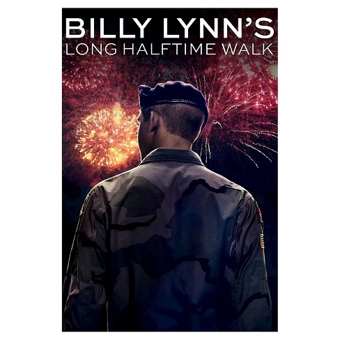 Billy Lynn's Long Halftime Walk (Blu-ray + Digital) - image 1 of 1