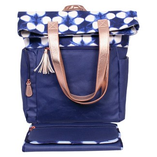 Backpack Diaper Bag Shibori - Cloud Island™
