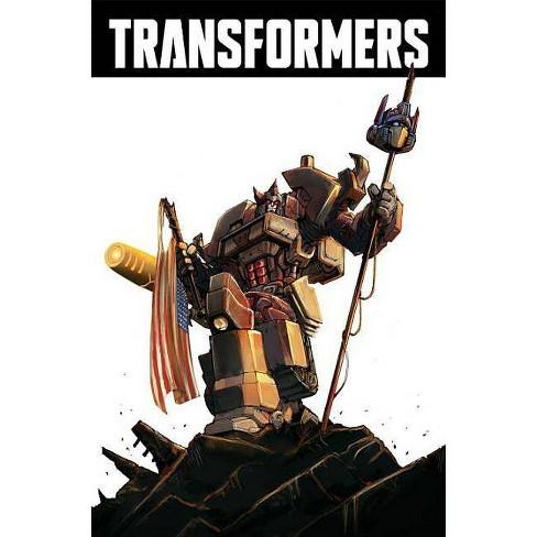 Transformers, Volume 9 - by  John Barber & Sara Pitre-Durocher (Paperback) - image 1 of 1