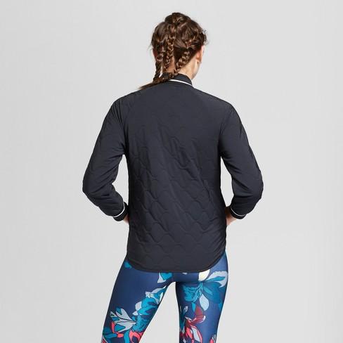 Womens Quilted Jacket Joylab Black Target